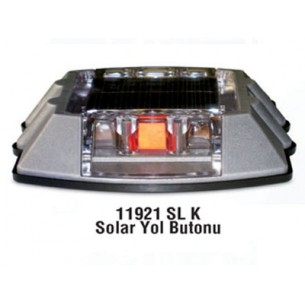 Solar Yol Butonu (11921 SL K)